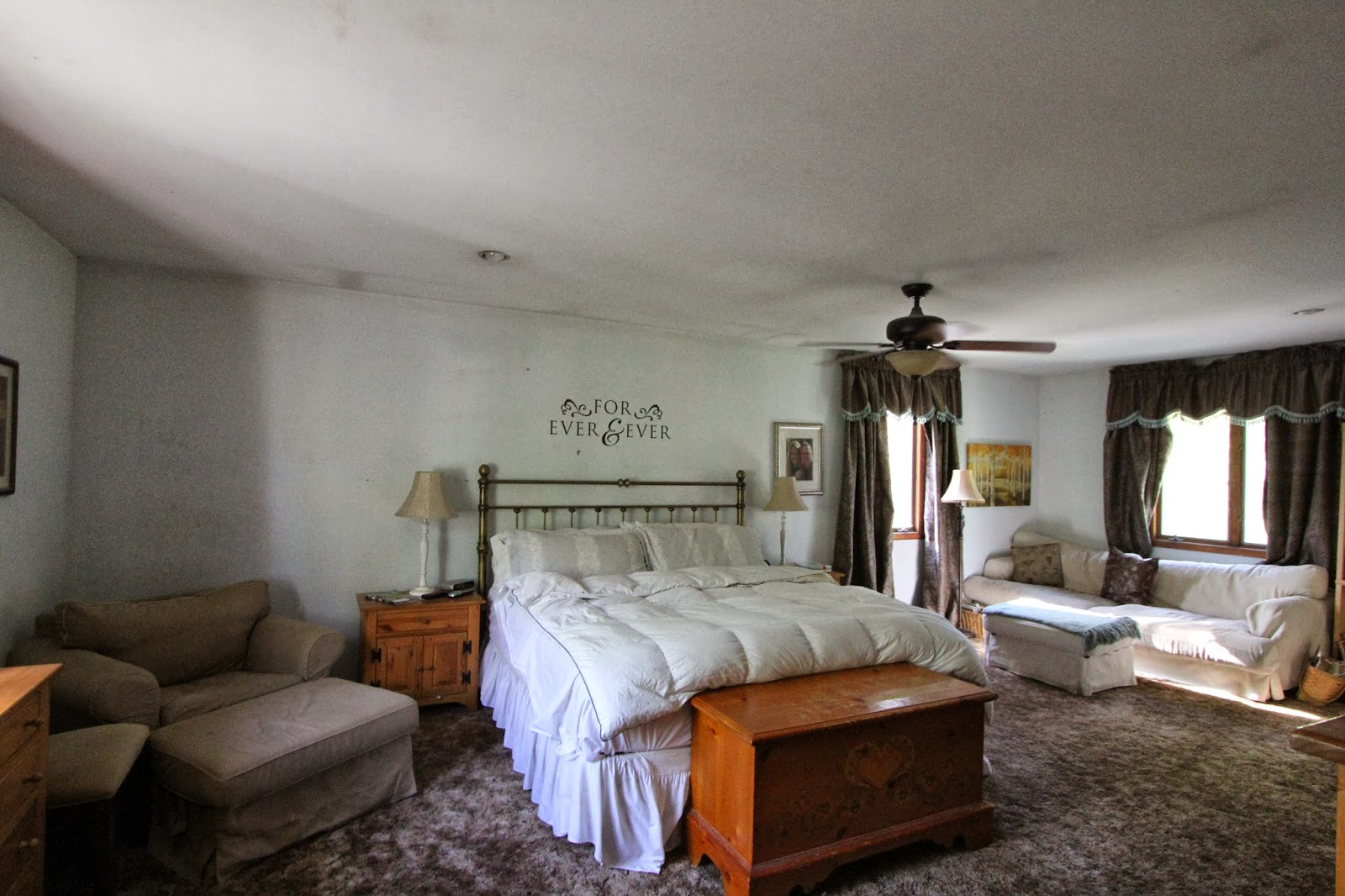 Golden Boys And Me Master Bedroom Before After And Sources