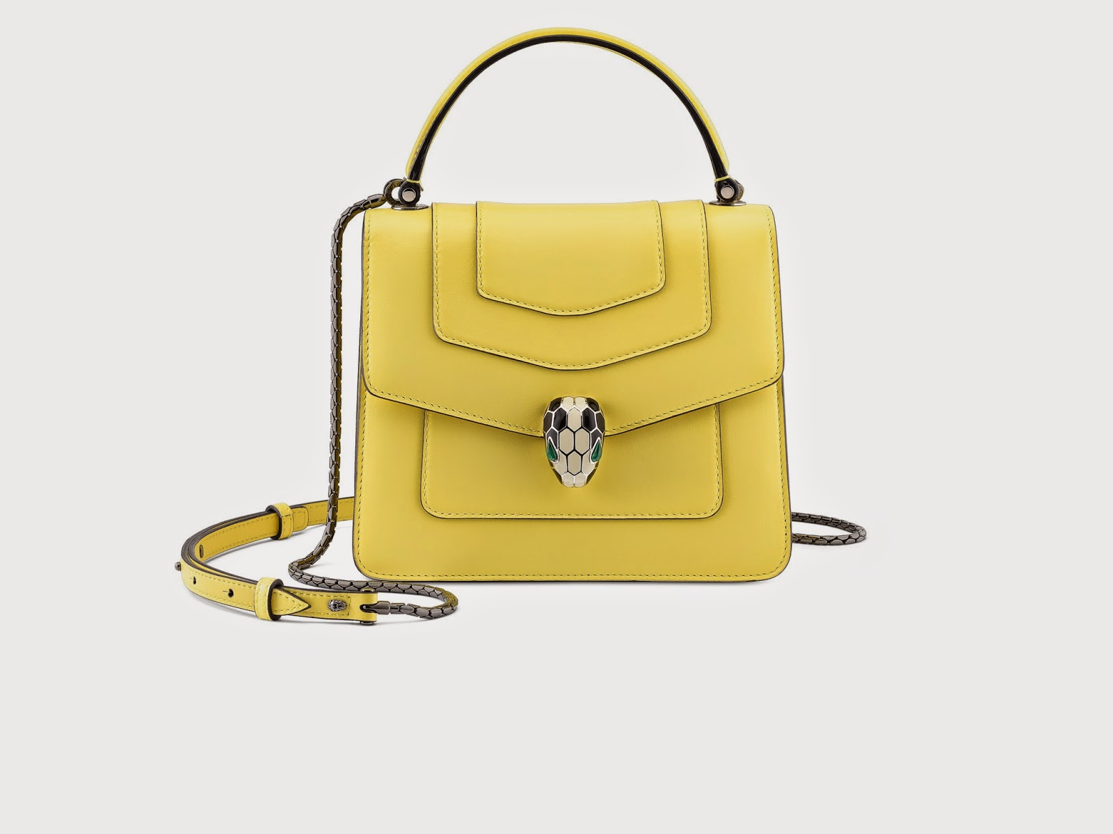 New Bulgari Spring/Summer 15 Bags