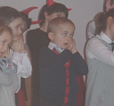 Sześciolatek w szkole, szkoła podstawowa, pierwsza klasa