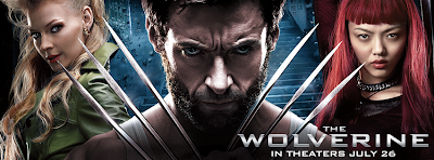 the wolverine,poster