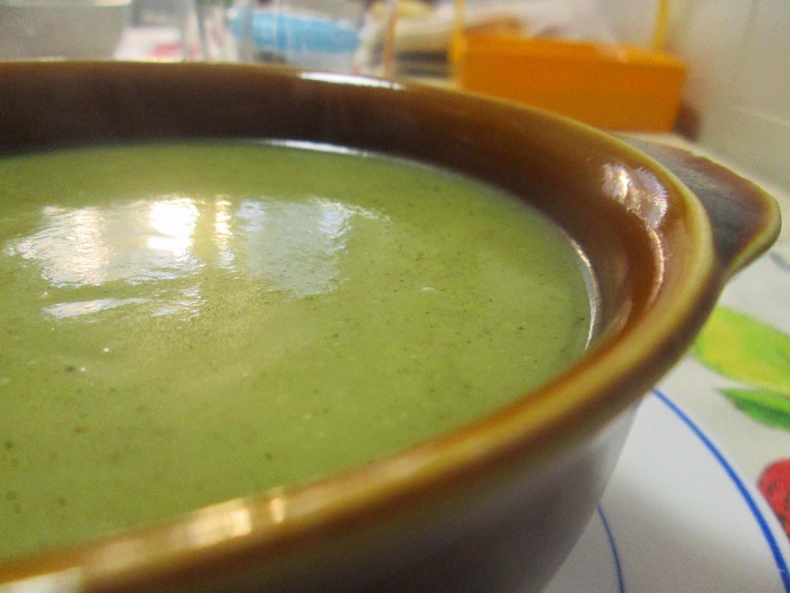 Sopa de Courgette 47 kcal