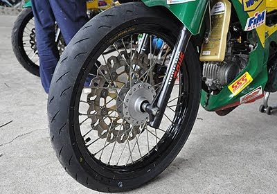 tubeless tires Corsa type R46