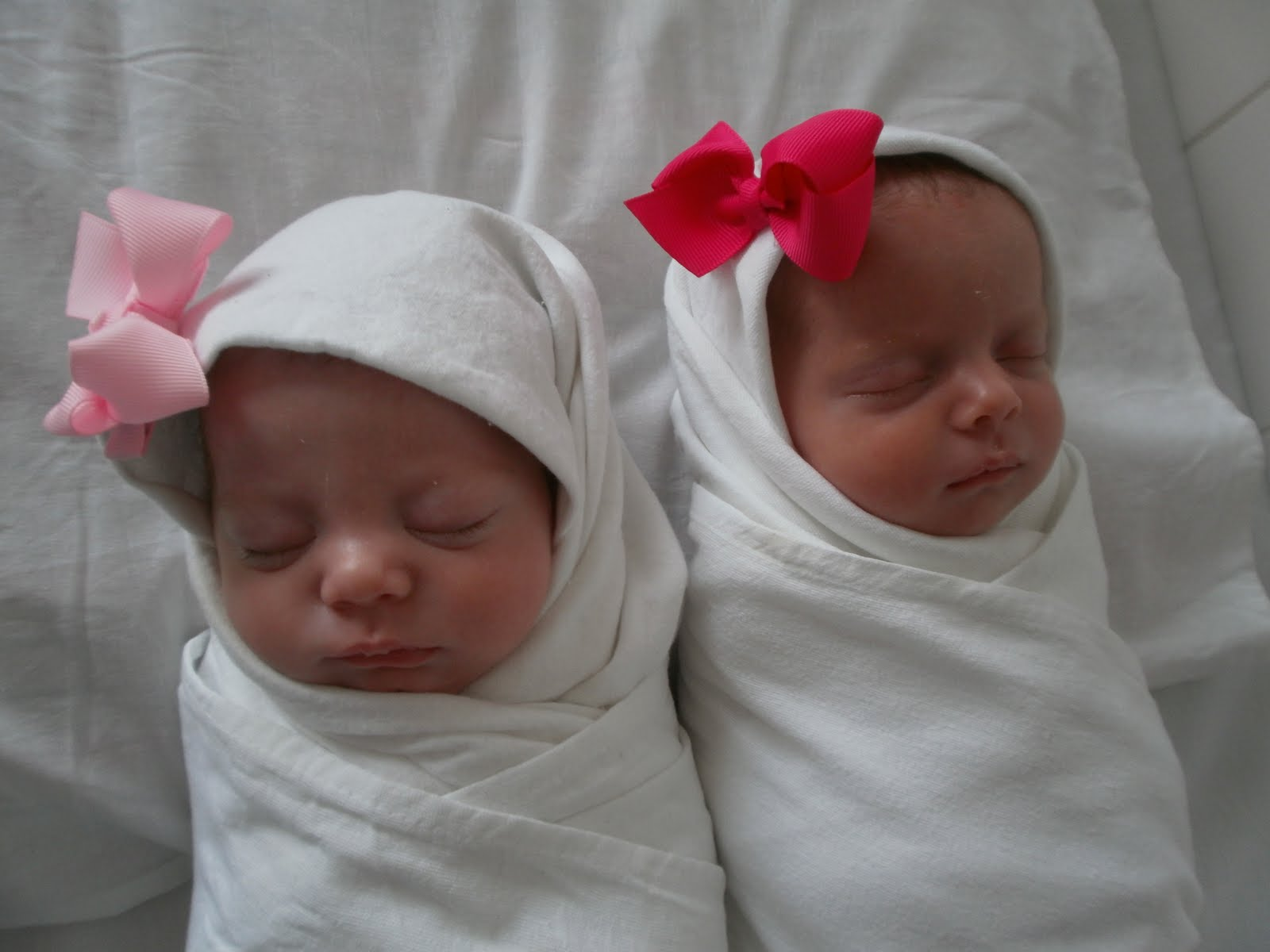 Ana maria and gabriella the twins