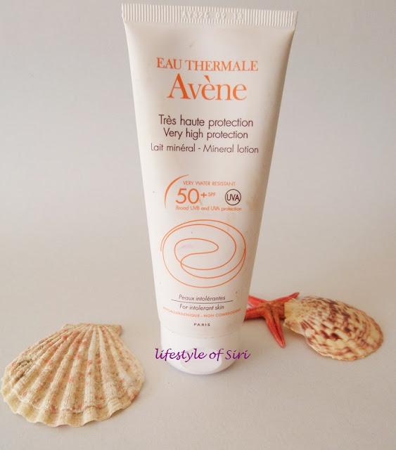 Avene Mineral Lotion 50+ SPF