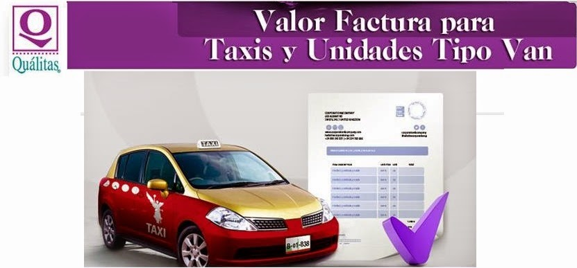 Seguros para taxis for Oficina qualitas auto