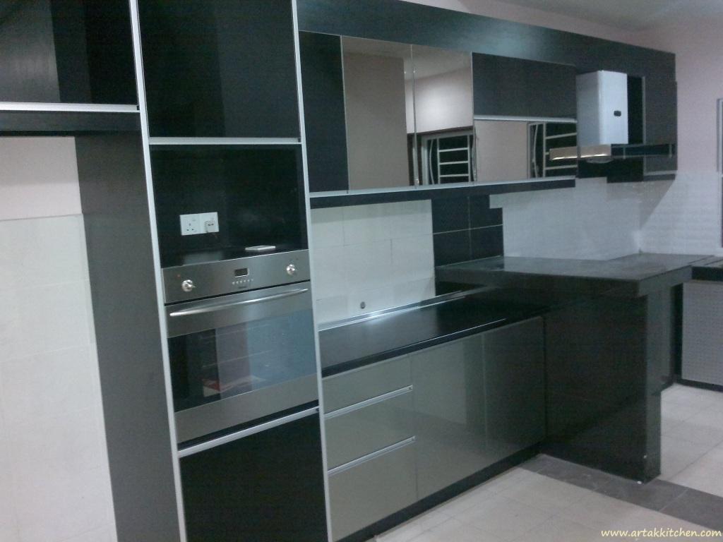 Intech kitchen sdn bhd kitchen cabinet 3g for Kitchen kabinet