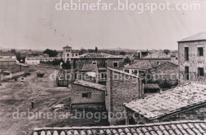 La avenida del Pilar de Binéfar