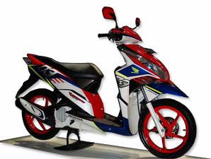 MODIFIKASI CAT VARIO TECNO