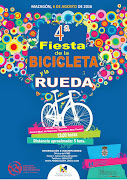 4ª FIESTA DE LA BICICLETA Y LA RUEDA