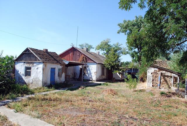 """Региональный ландшафтный парк """"Приингульский"""". Николаевская область. Строения при монастыре."""