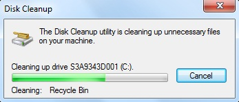 Cara Menjalankan Disk Cleanup (Running the Disk Cleanup Utility)