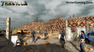 Free Download 7 Days to Die PC Game Photo