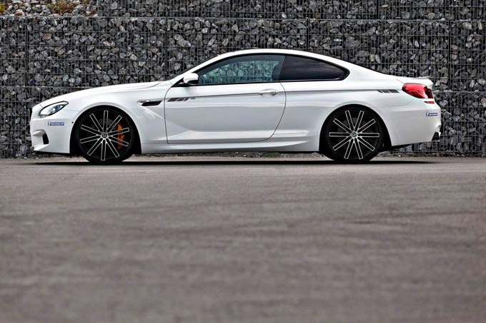 BMW M6 Coupe Rebaixada