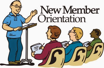 New Member Sessions