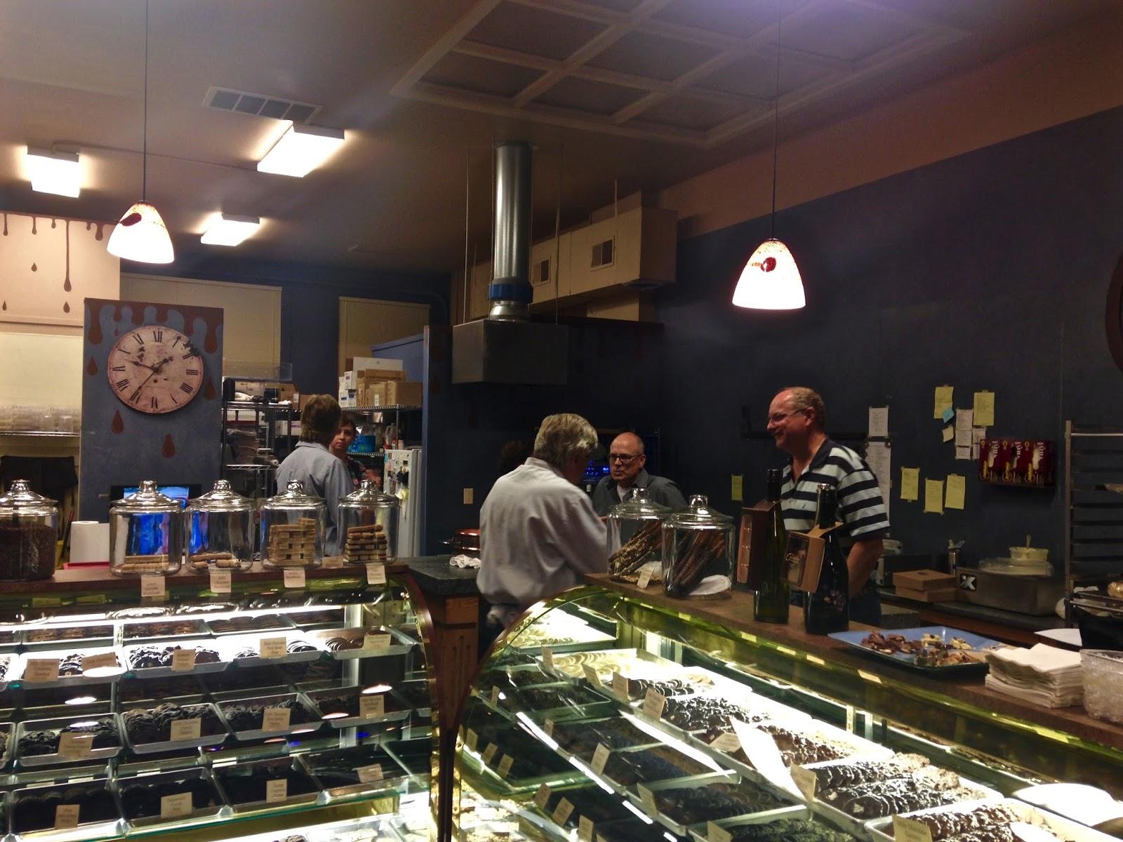 Erik's Fly Fishing Blog: Chocolate Night, Not About Fly Fishing
