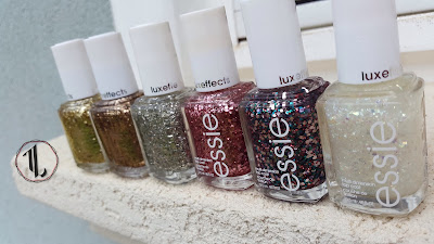 Essie Luxeffects Collection www.modenmakeup.com