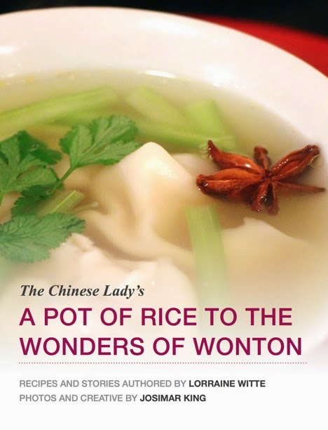 The Chinese Lady's A Pot of Rice to the Wonders of Wonton