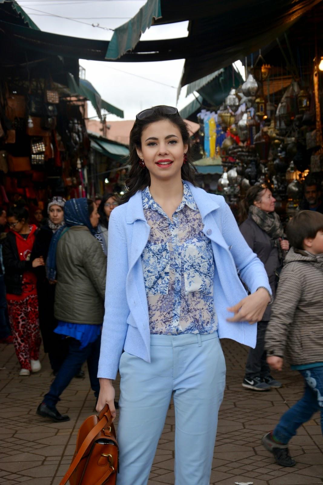 Morocco, Marrakech, Jemaa el-Fna, Old Medina, Trip, Cultureandtrend, Souk,