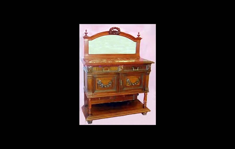 Tipos con historia muebles estilo imperio 1800 1870 for Muebles estilo imperio