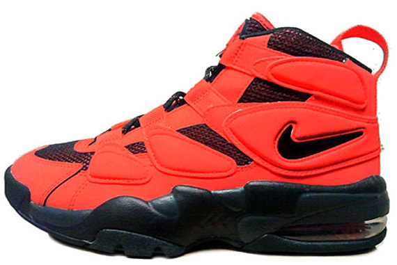 Air Max sq Uptempo The Nike Air Max Uptempo