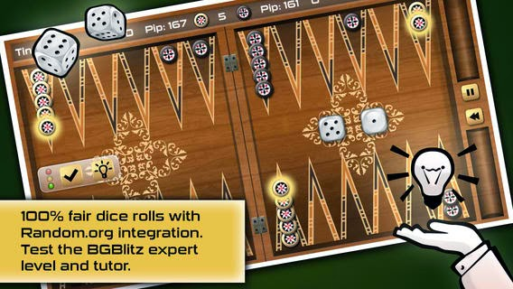Backgammon Gold HD