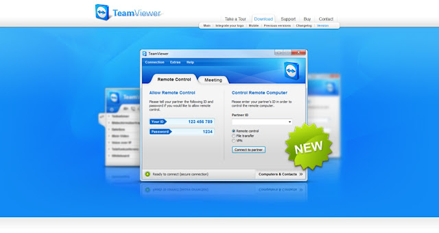 Download TeamViewer 1305640