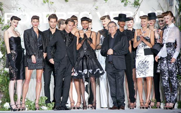 ROBERTO VERINO -Mercedes-Benz Fashion Week Madrid - #MBFWM