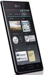 LG Optimus L7 Preview juni 2012