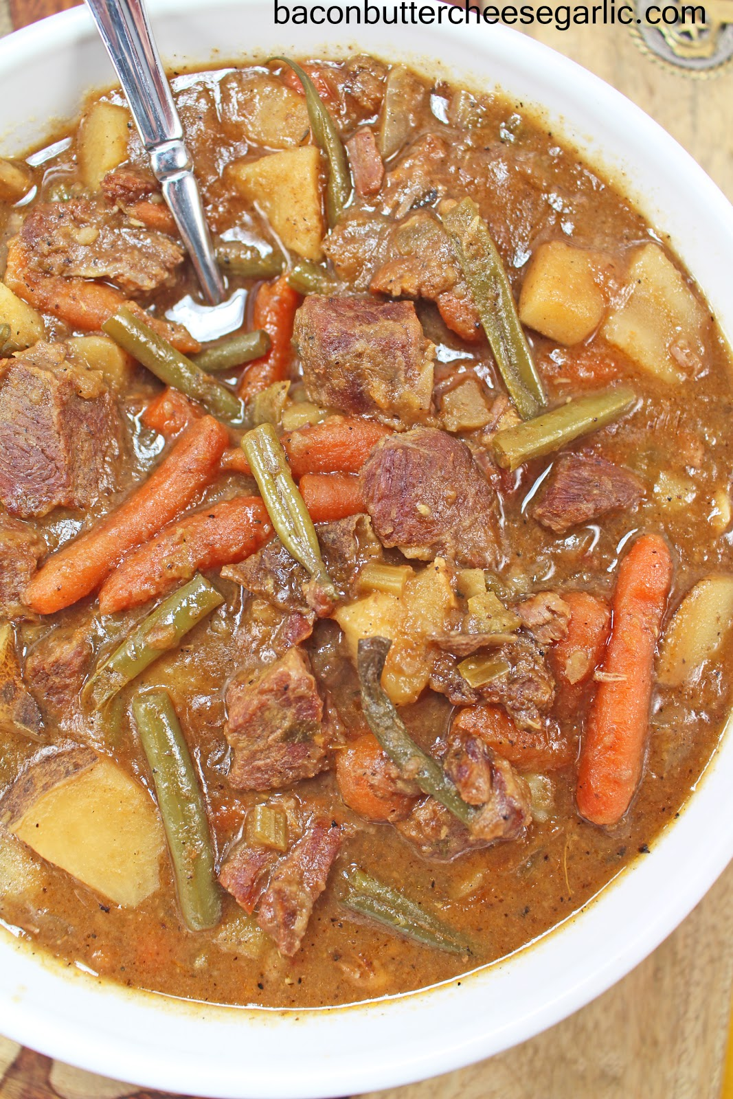 ... for perfect beef stew have you ever spent the day cooking a beef stew