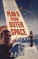 Portada Plan 9 del espacio exterior