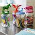 Πλαστικά ζωάκια με διαφορετικές χρήσεις!