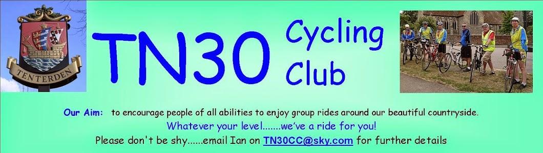 TN30 CYCLING CLUB..........