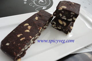 Instant Choclate Fudge