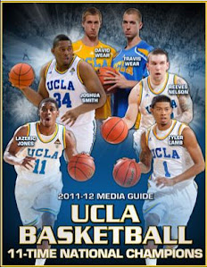 UCLA Men's Basketball Media Guide 2011-12