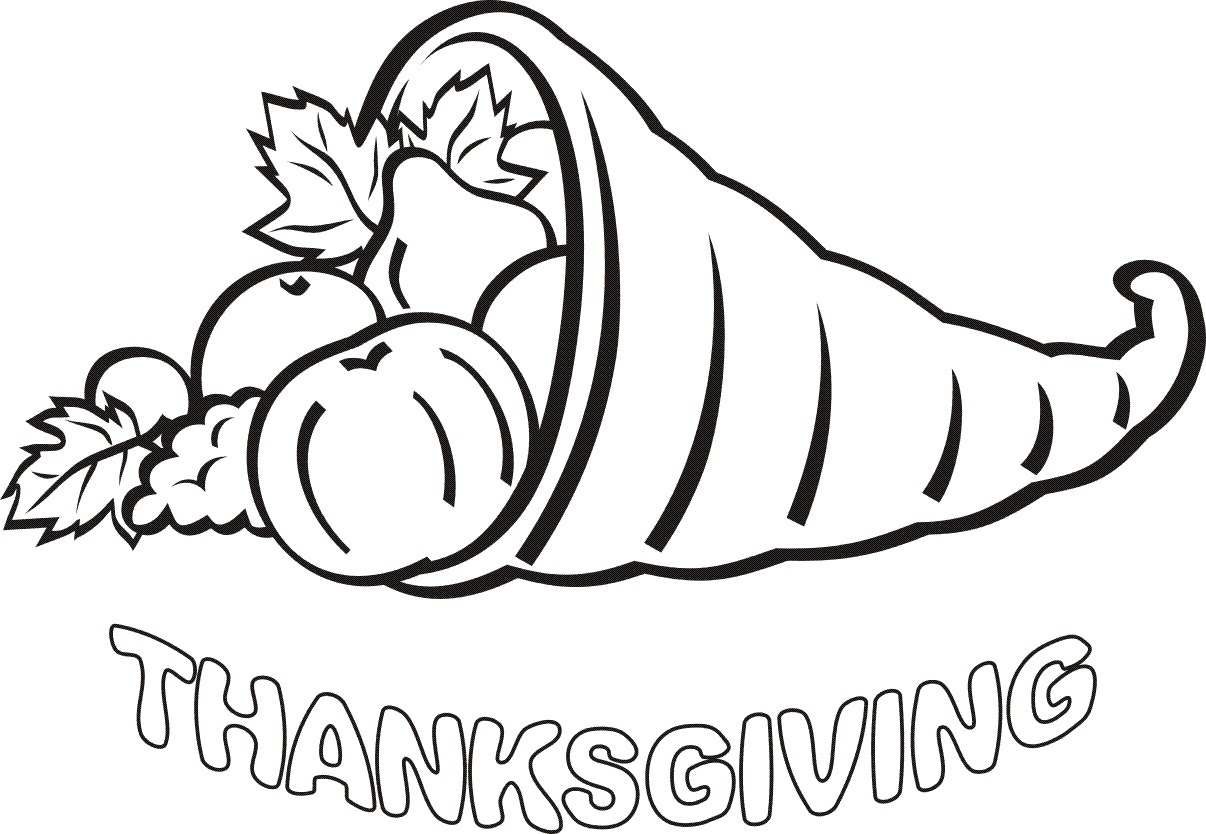 Disney coloring pages thanksgiving - Happy Thanksgiving Day Coloring Pages 2015 Disney