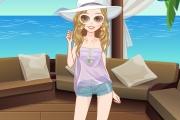 Deniz Kenarı Tatili Oyunu