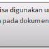 Menambahkan Quote pada Microsoft Word