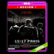 15:17 Tren a París (2018) WEB-DL 1080p Audio Dual Latino-Ingles