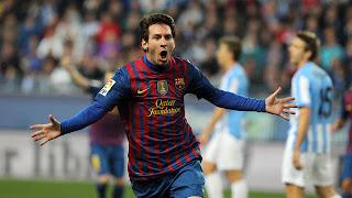Lionel Messi ya es un Bicentenario catalán en liga