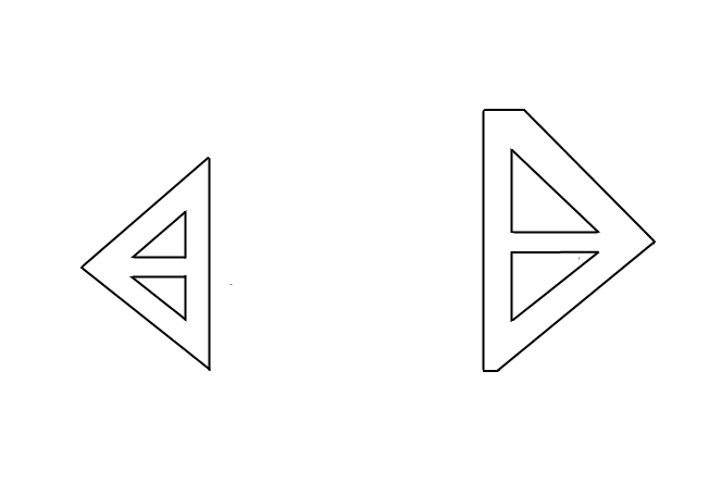 printable 45 degree angle 45 degree angle template