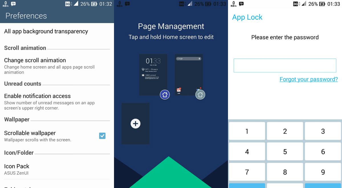 Download ASUS Launcher Apk Zenfone 6 Update