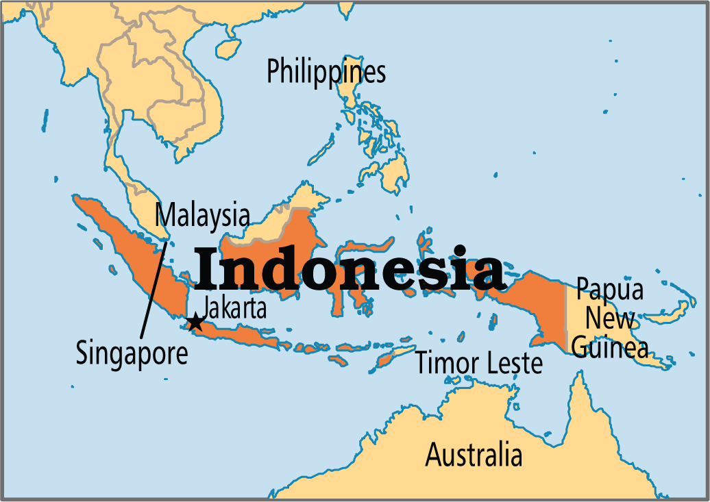 About Indonesia