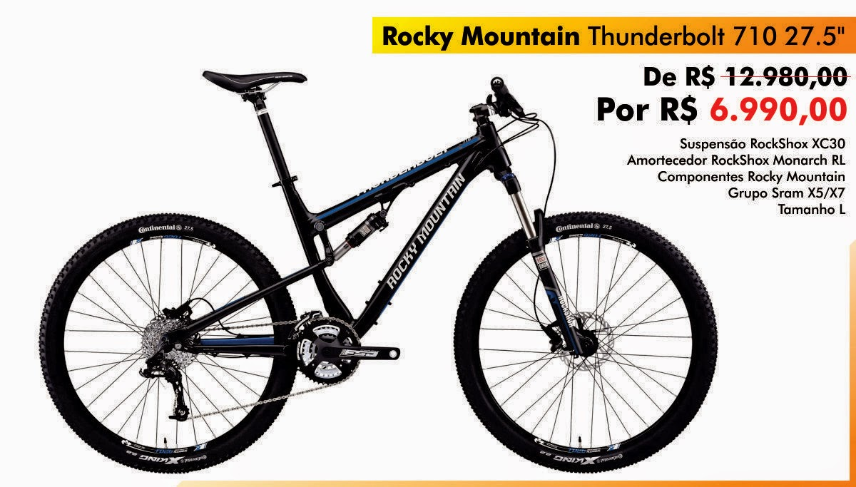 Rocky Mountain Thunderbolt 710 27.5