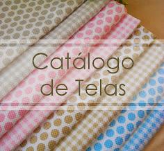 CATALOGO DE TELAS