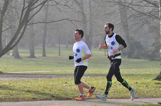 Rueil-Malmaison semi-marathon des Lions 2013 : bois-préau