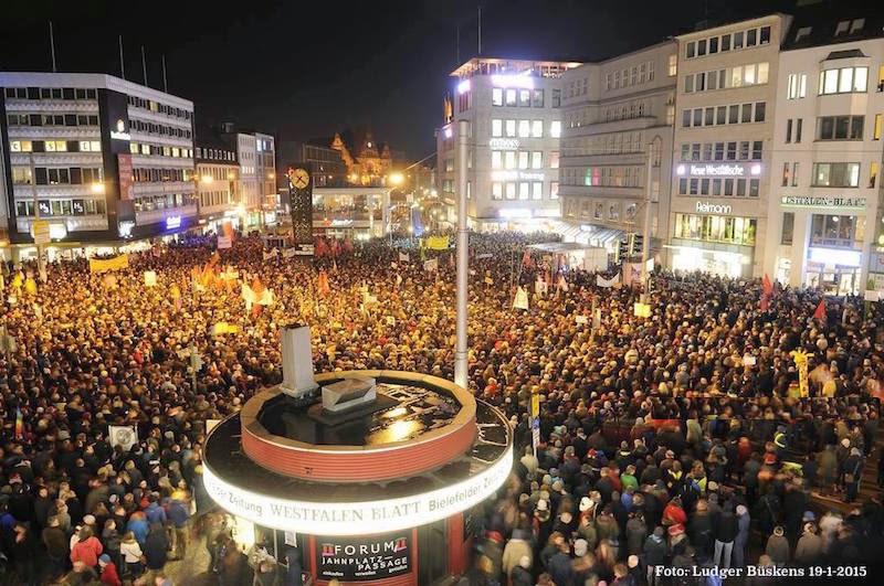 Bielefeld ist bund 19-1-2015 Foto Ludger Büskens