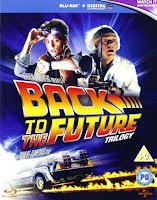 Back to the Future Trilogy Reino Unido Blu-ray