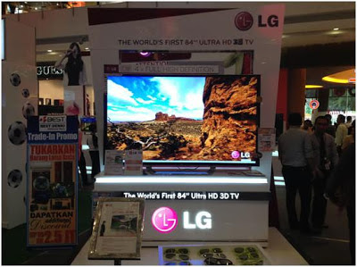 LG 3D TV Ultra HD