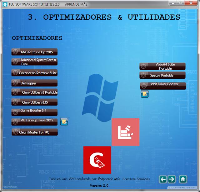 TEU2015|Utilidades 100% Imprescindibles|Taykun7000