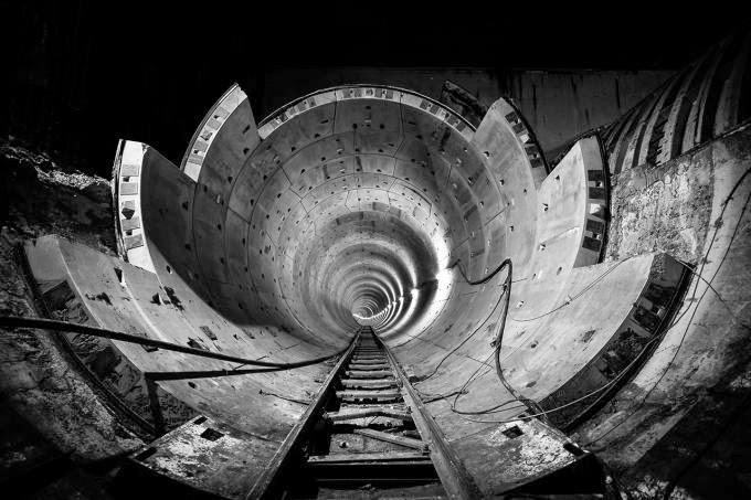 CIOB, The Art of Building 2014, Concrete Arteries, by Richard Pennington